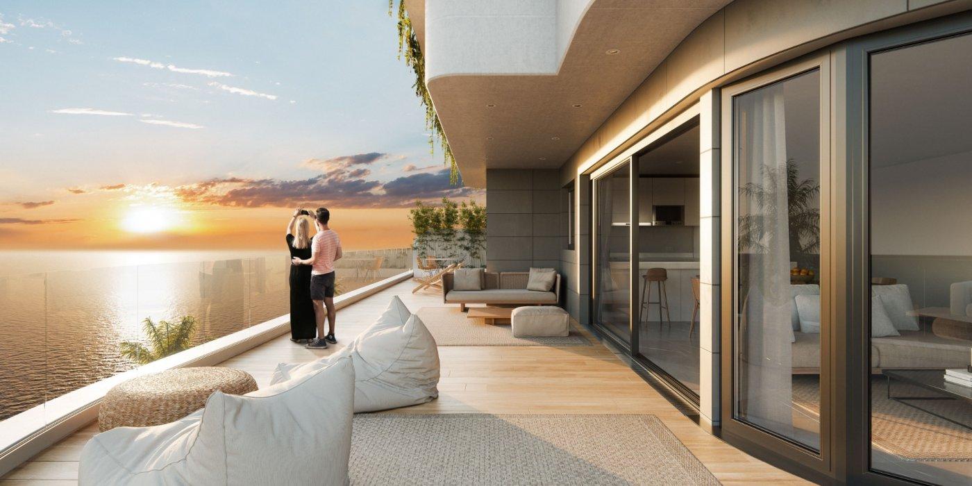 Apartment for sale in Isla del fraile, Aguilas