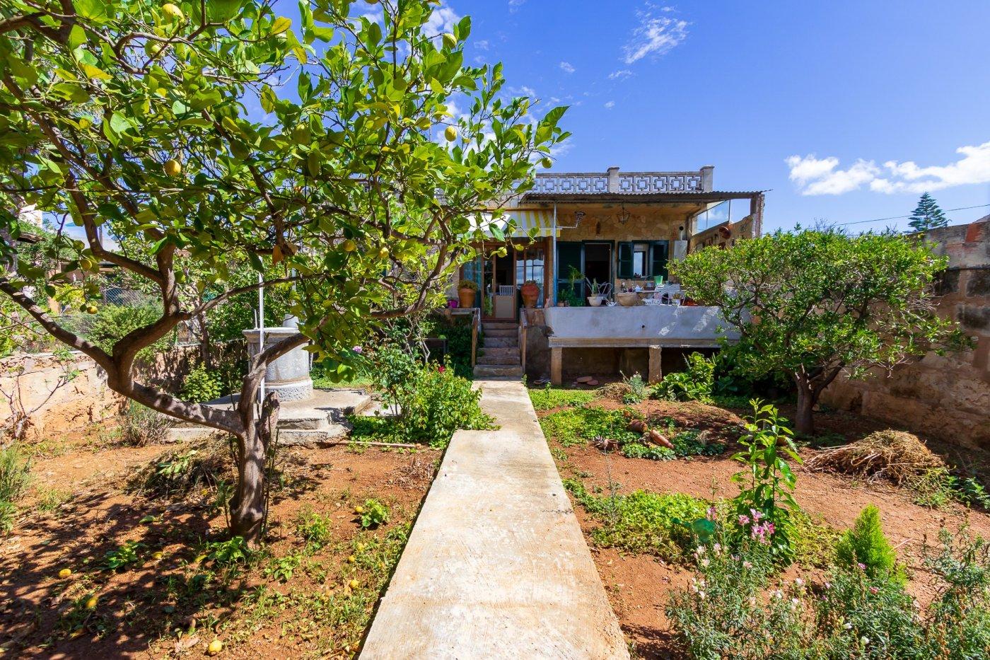 Casa con terreno en es figueral - imagenInmueble24