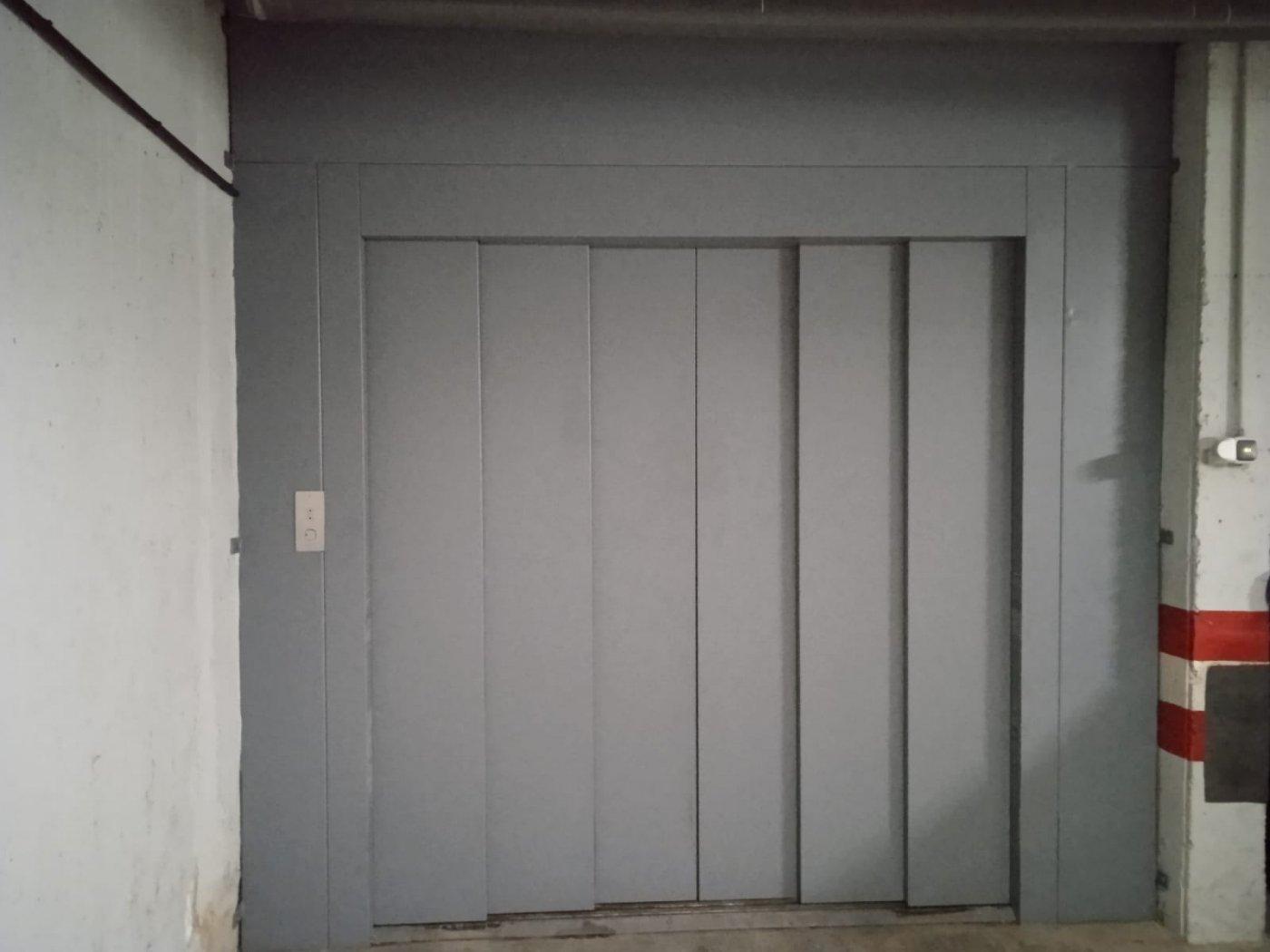 Plaza de garaje a la venta en triana - imagenInmueble2