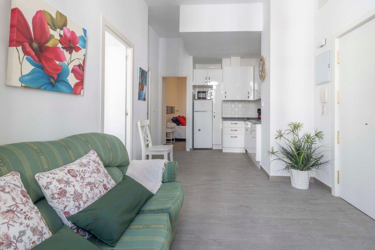 Apartamento en alquiler en San Vicente, Sevilla
