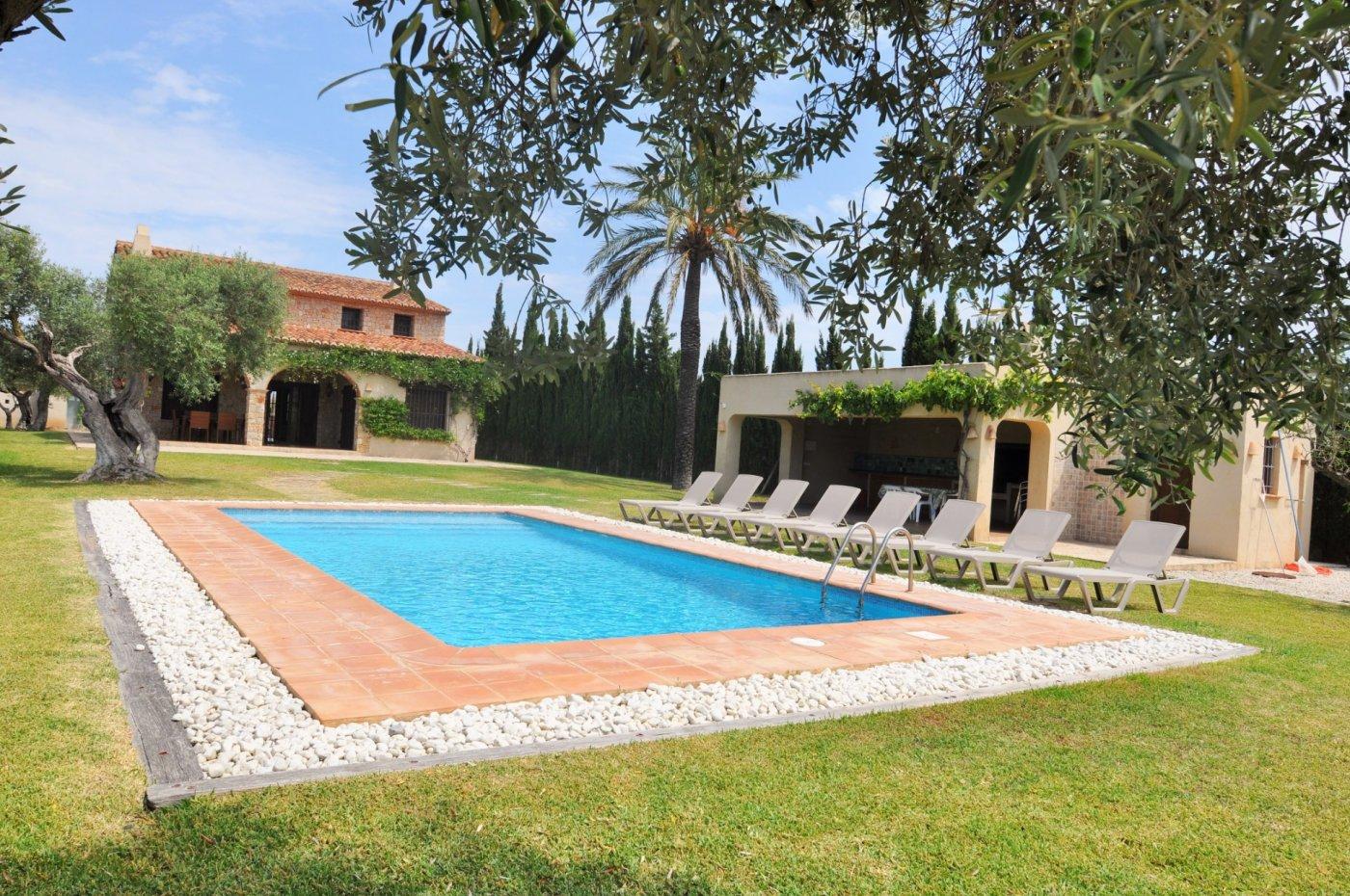 country-estate en teulada · benimarco 0€