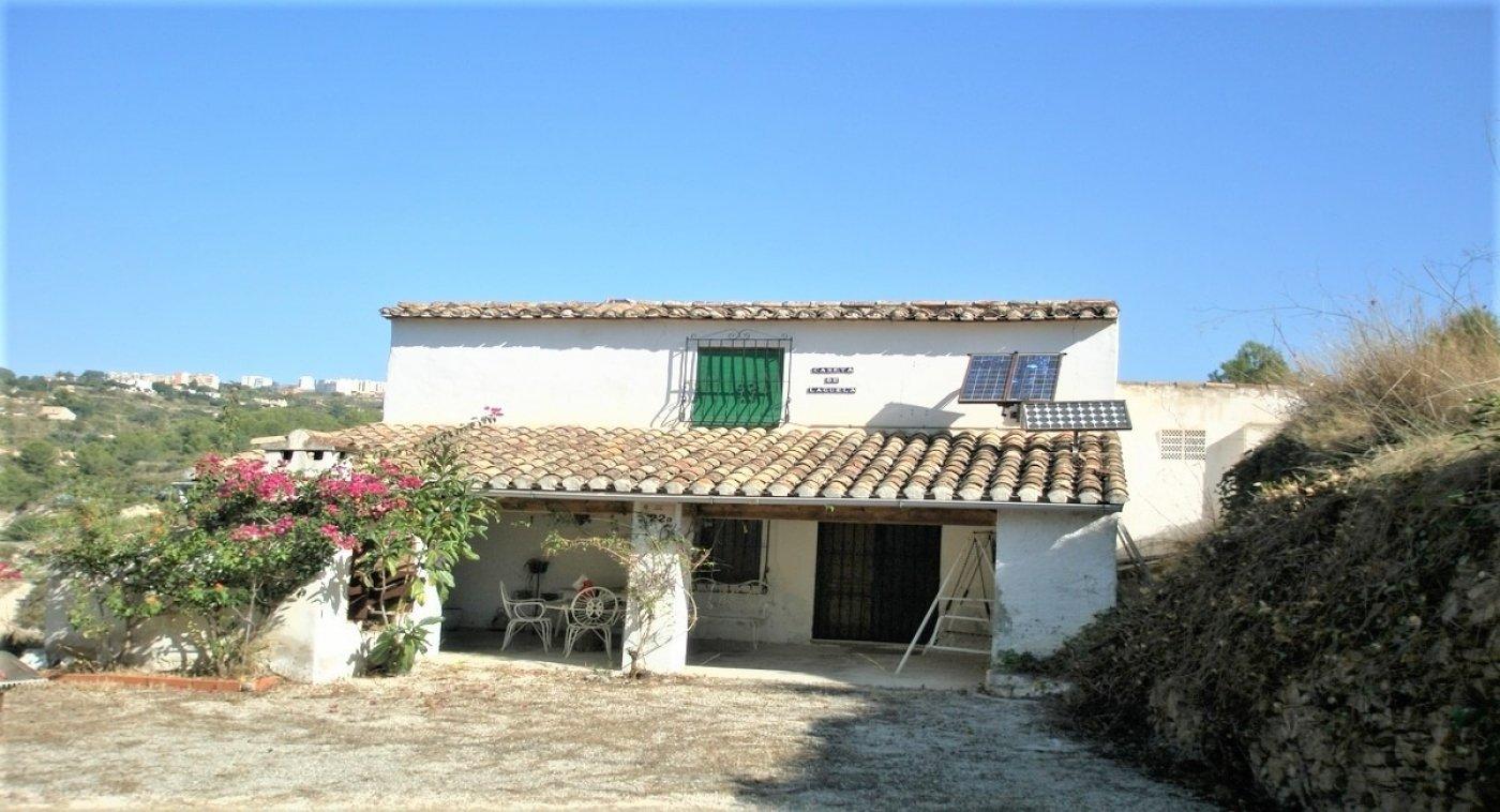 country-house en benissa · quisi 160000€