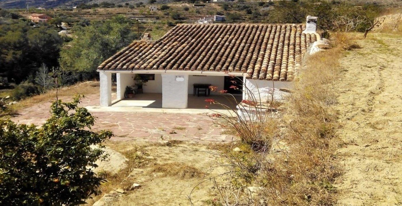 country-house en benissa · el-pensi 155000€