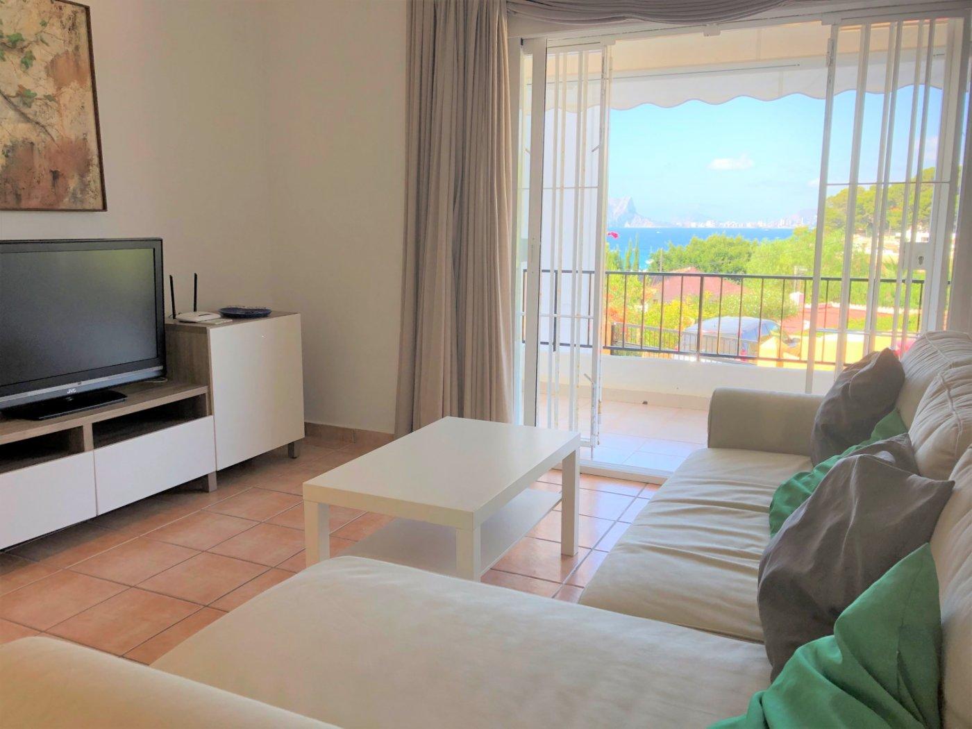 appartement en moraira · el-portet 650€