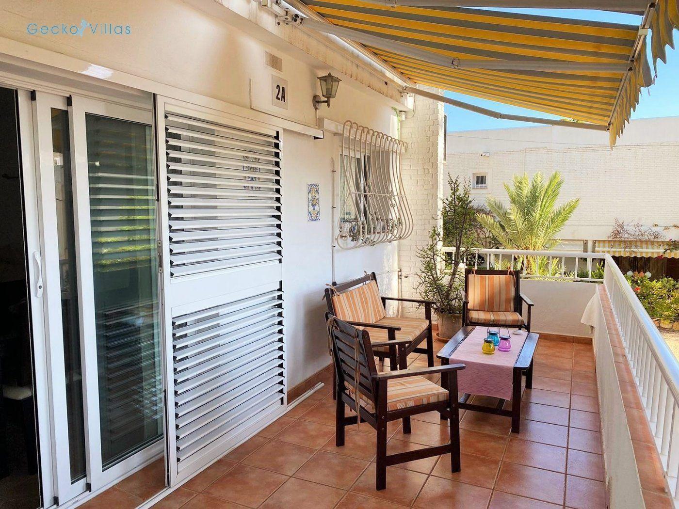 bungalow en moraira · playetes 270000€