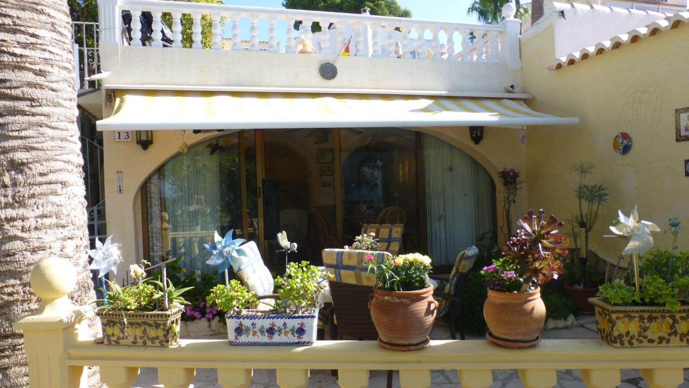 bungalow en moraira · moraira 135000€