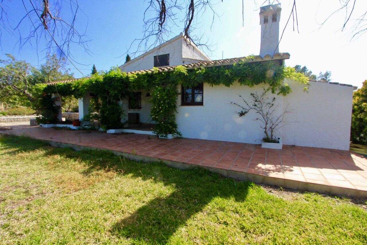 country-house en benissa · benissa 390000€