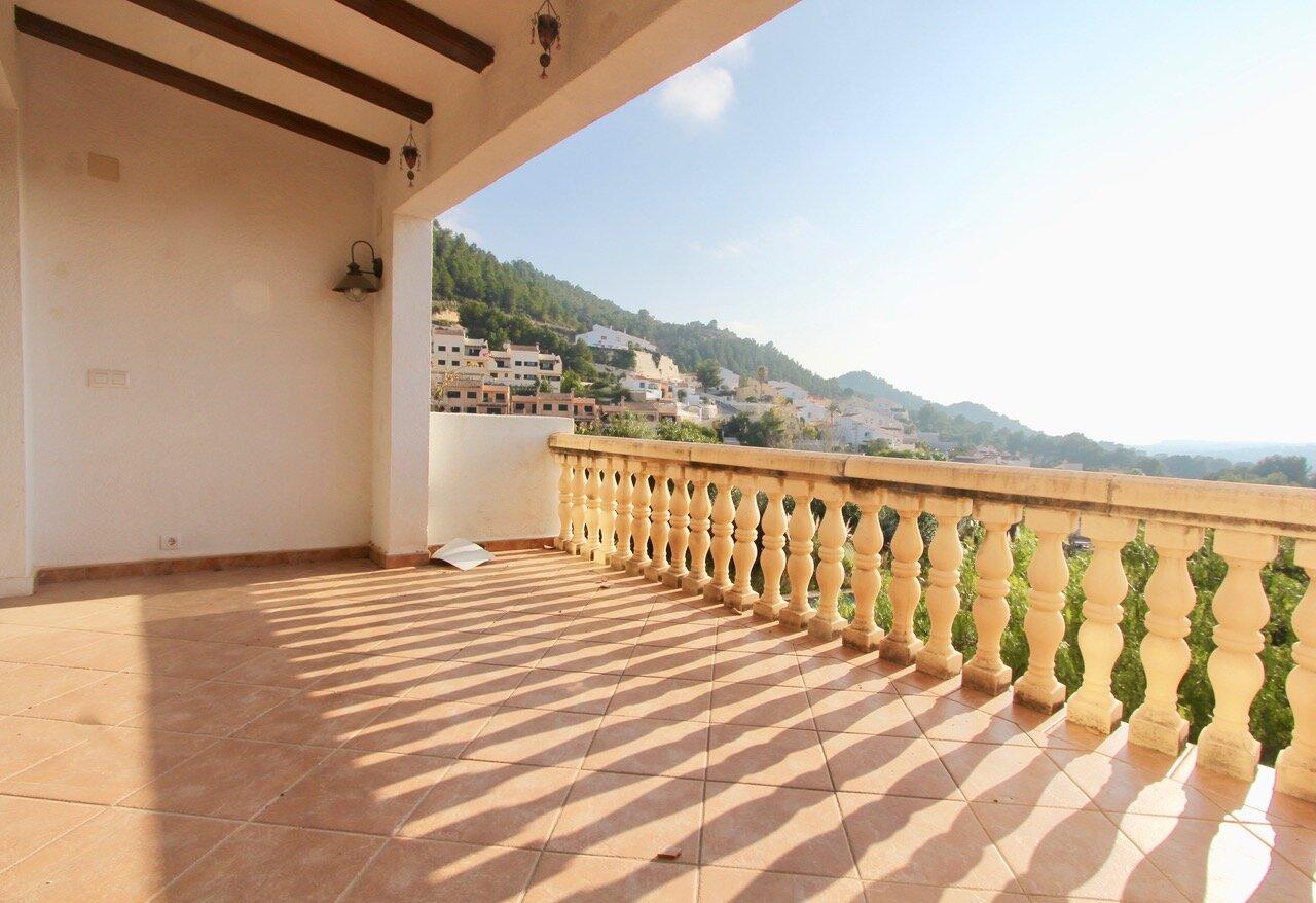 villa en benitachell · alcasar 345000€