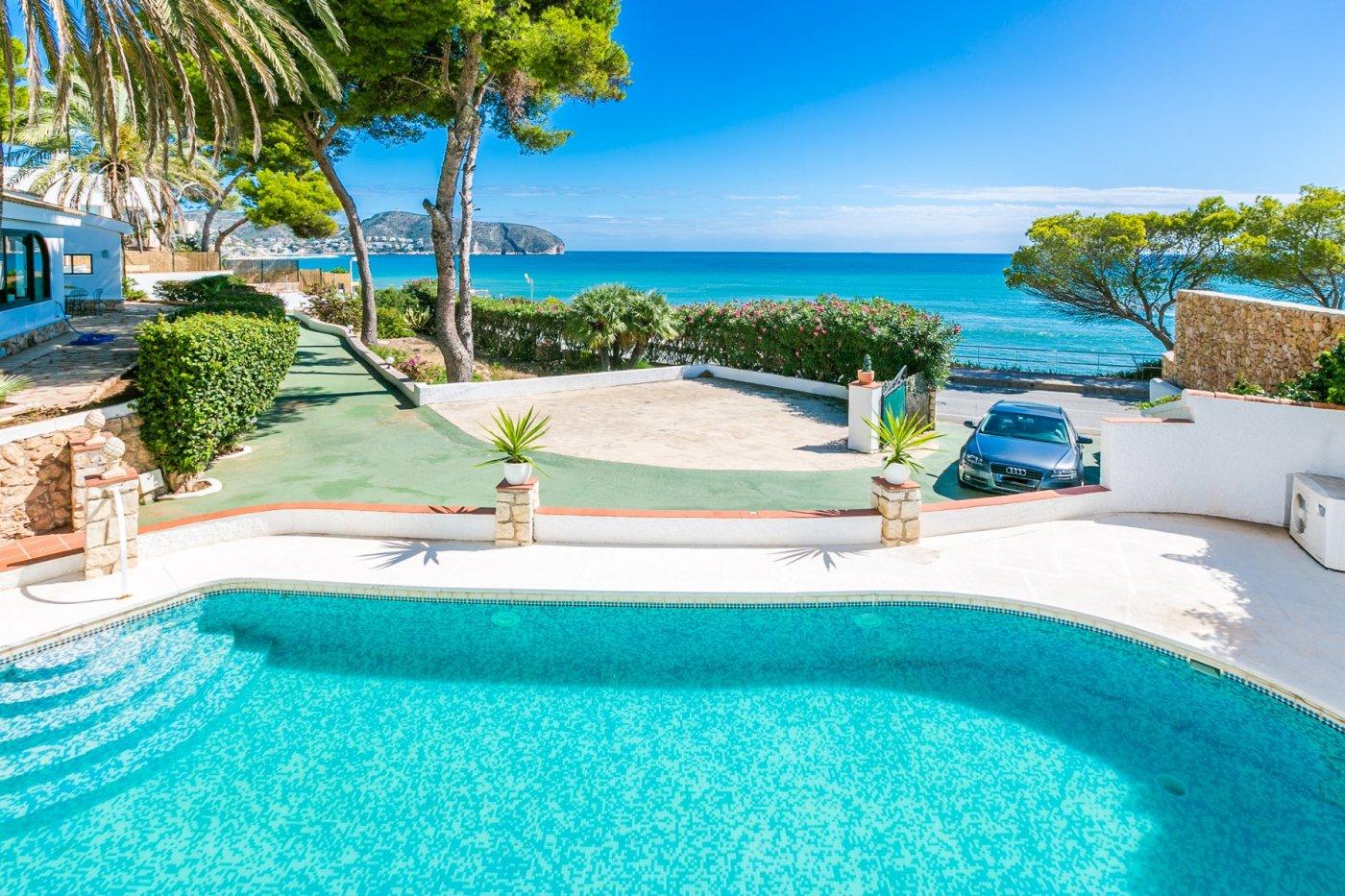 villa en moraira · andrago 1650000€
