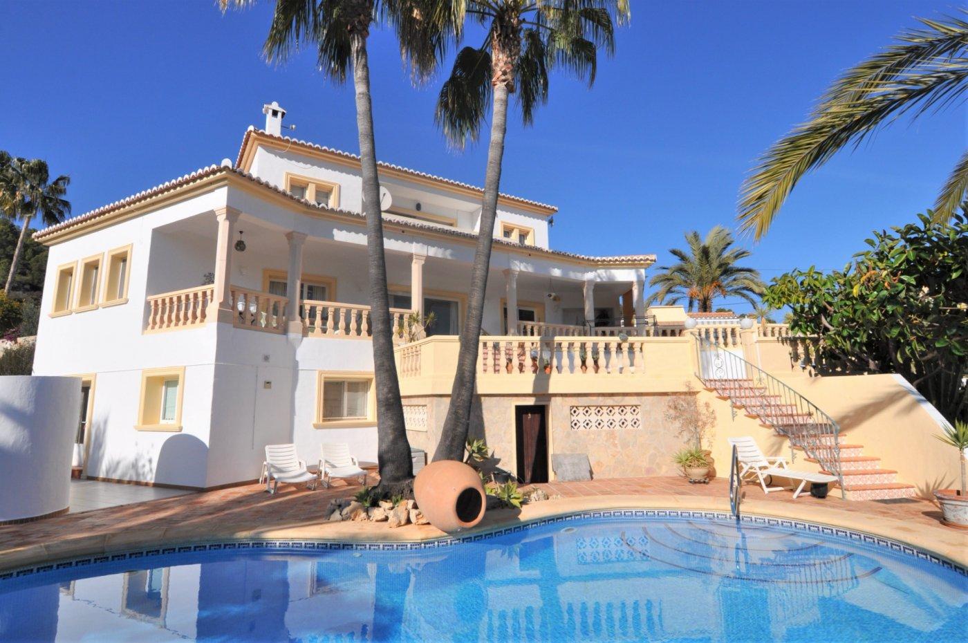 villa en benissa · vina 450000€