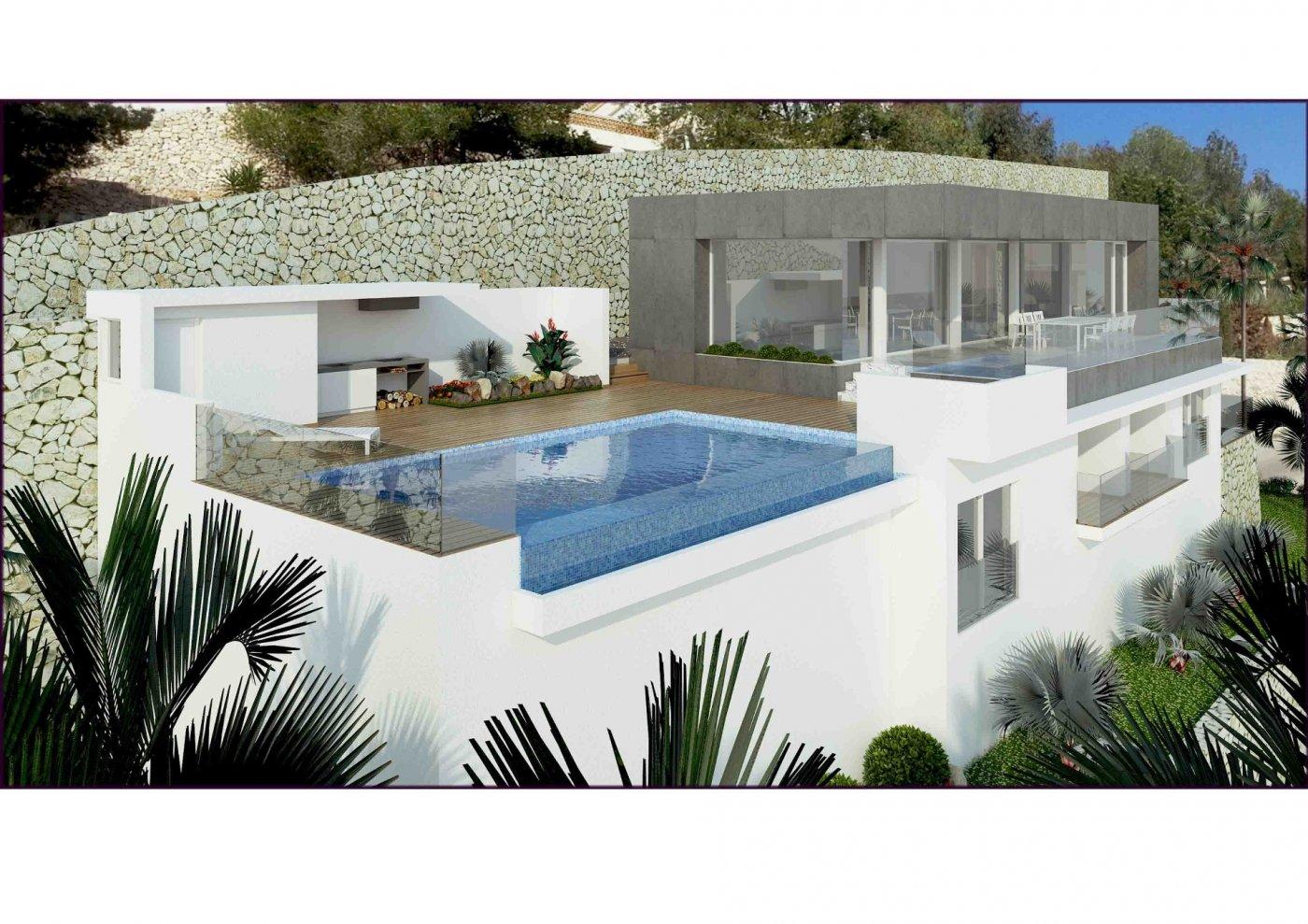 Villa · Benissa · Raco De Galeno 1.590.000€€