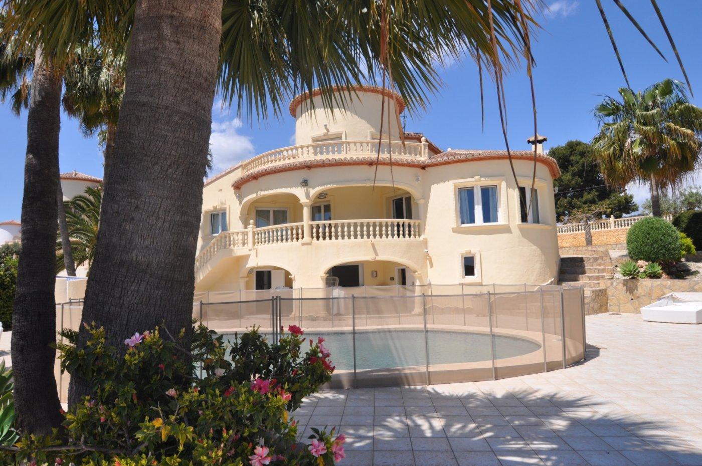 Villa · Benissa · La Fustera 1.100.000€€