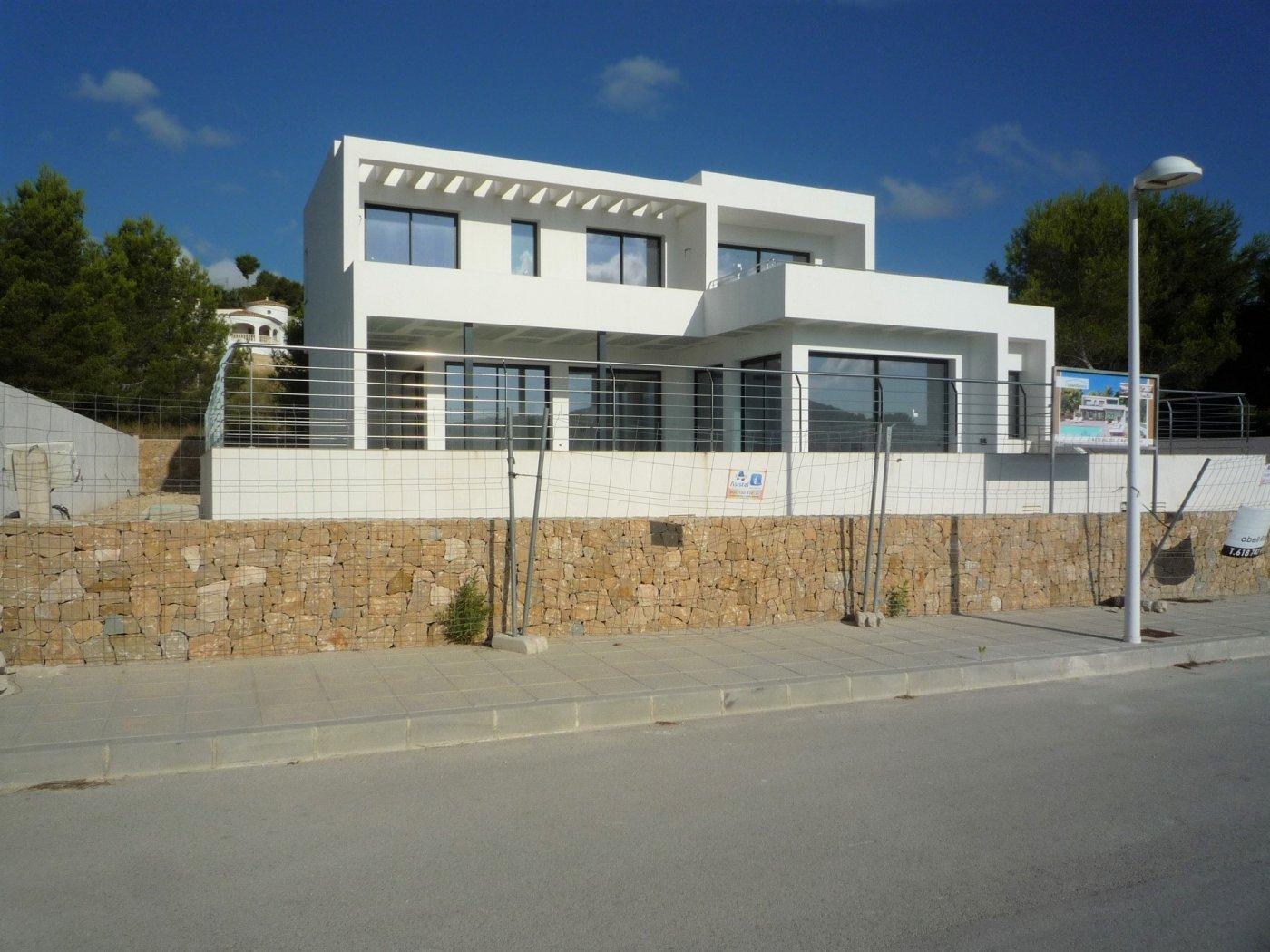villa en moraira · camarrocha 995000€