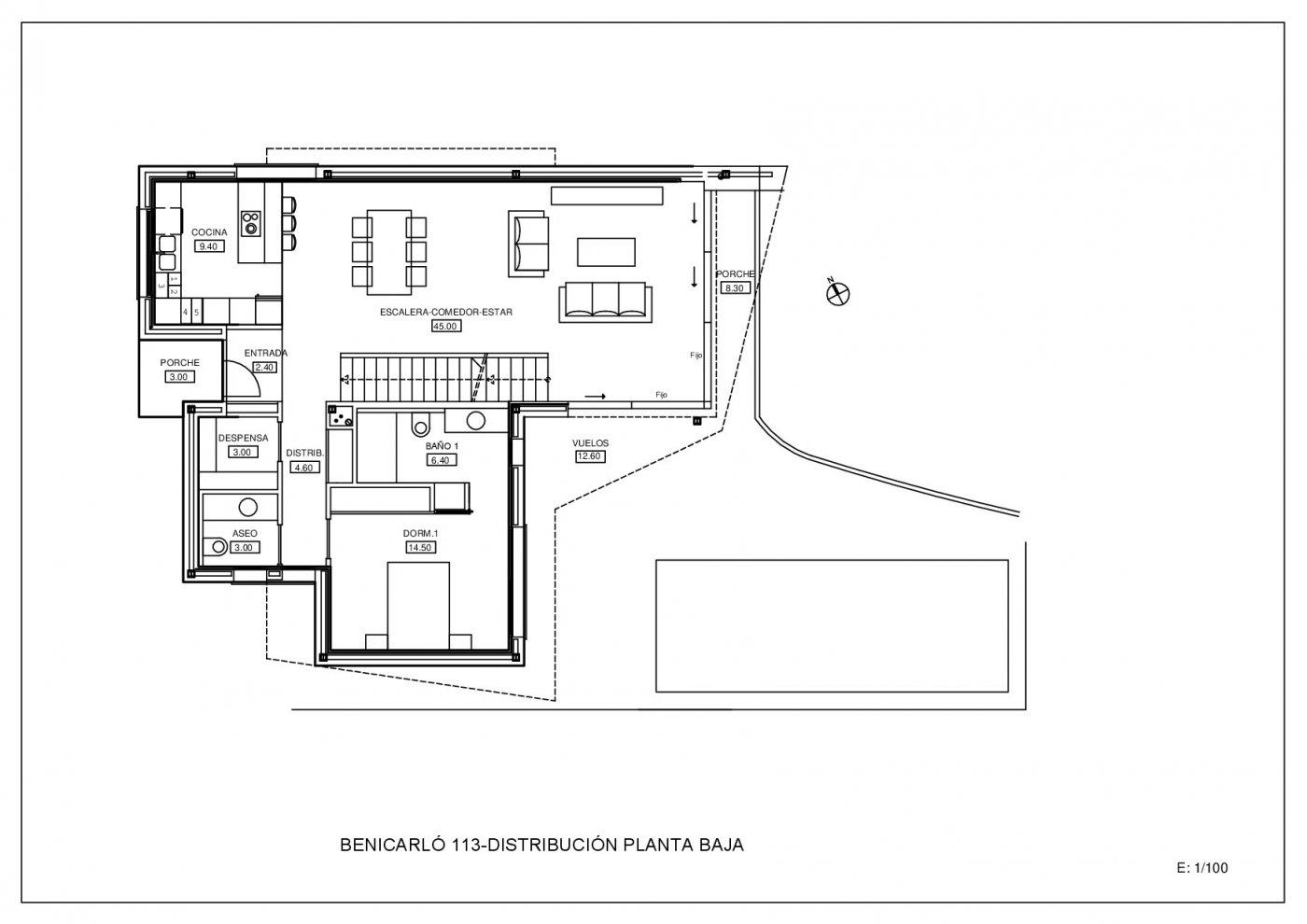 Villa · Moraira · Benimeit 895.000€€