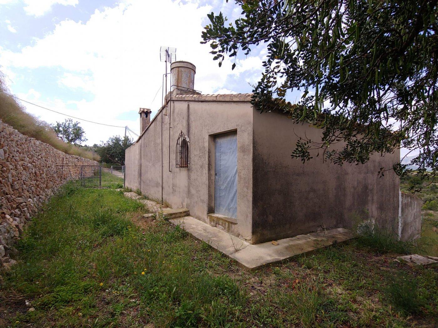 country-house en benissa · alicante 165000€