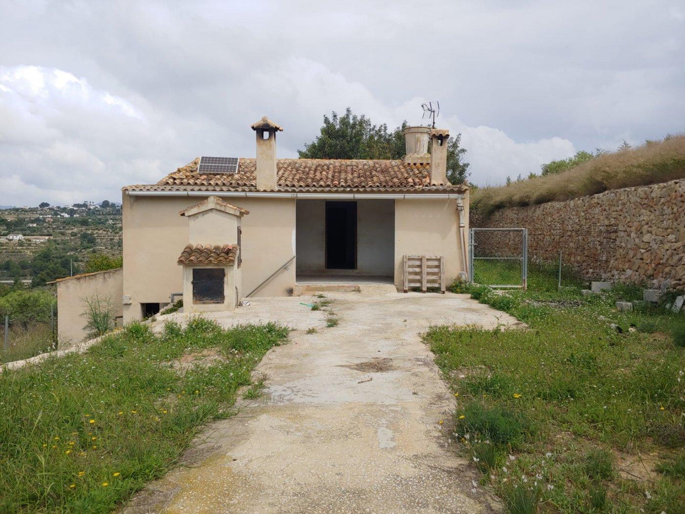Country House · Benissa · Alicante 165.000€€