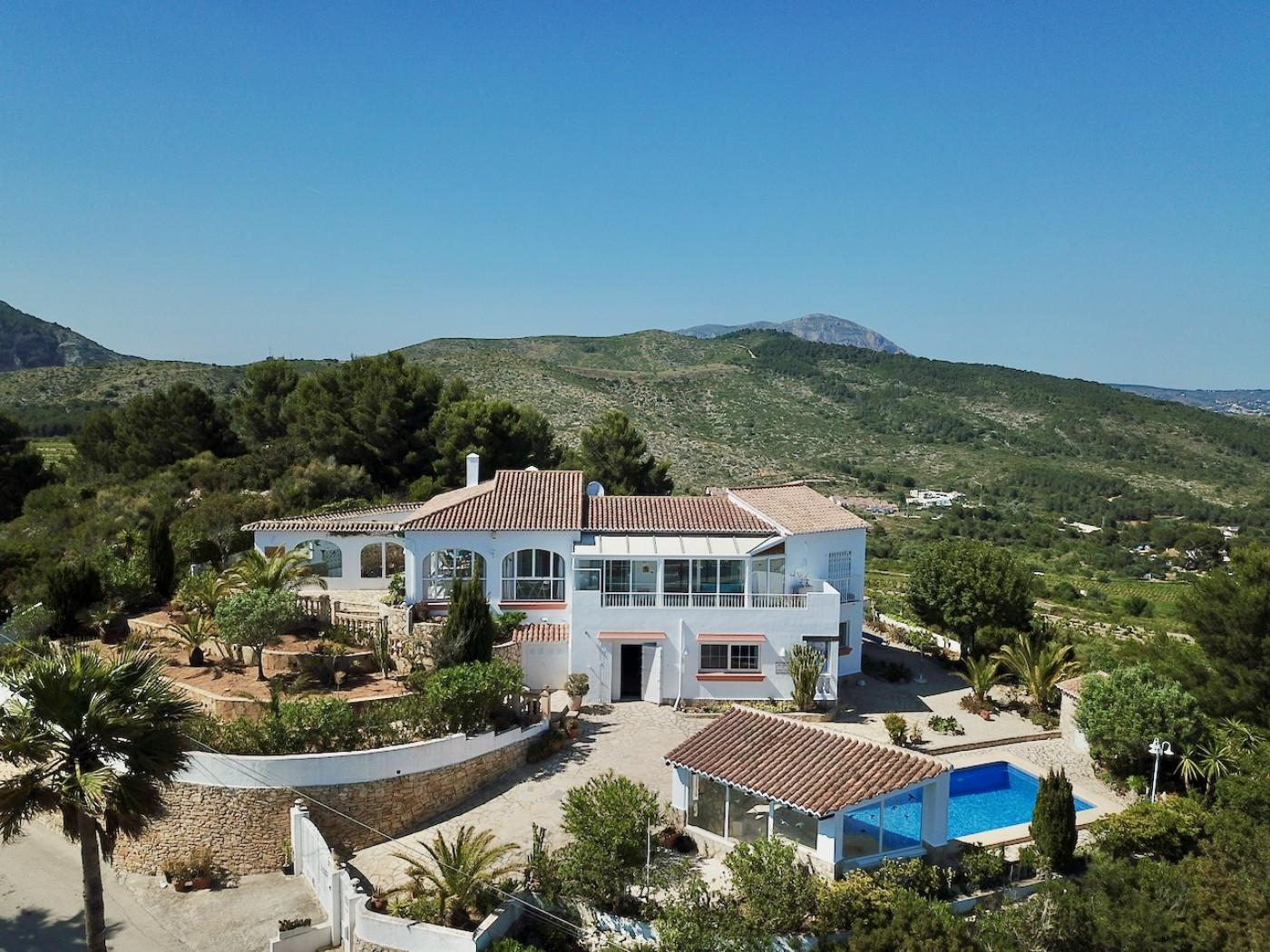 villa en teulada · castellons-vida 349000€