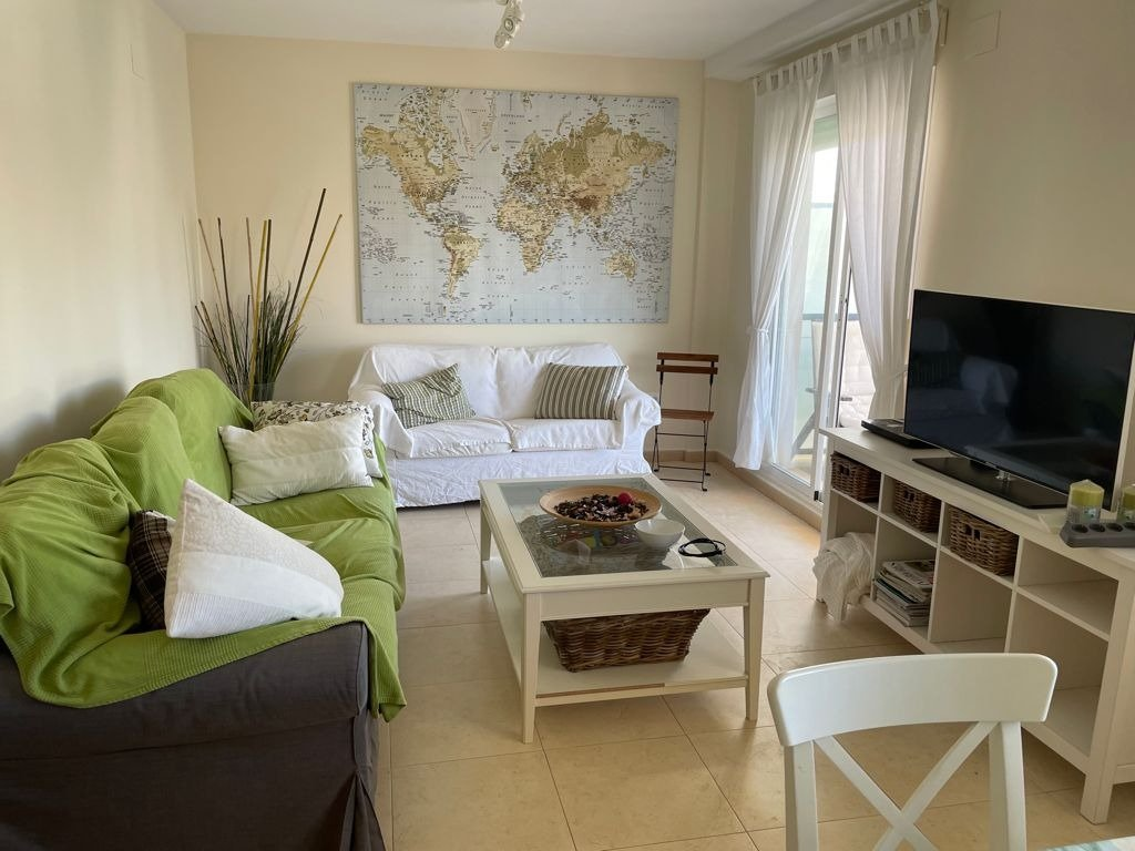 apartment en benitachell · pueblo 650€