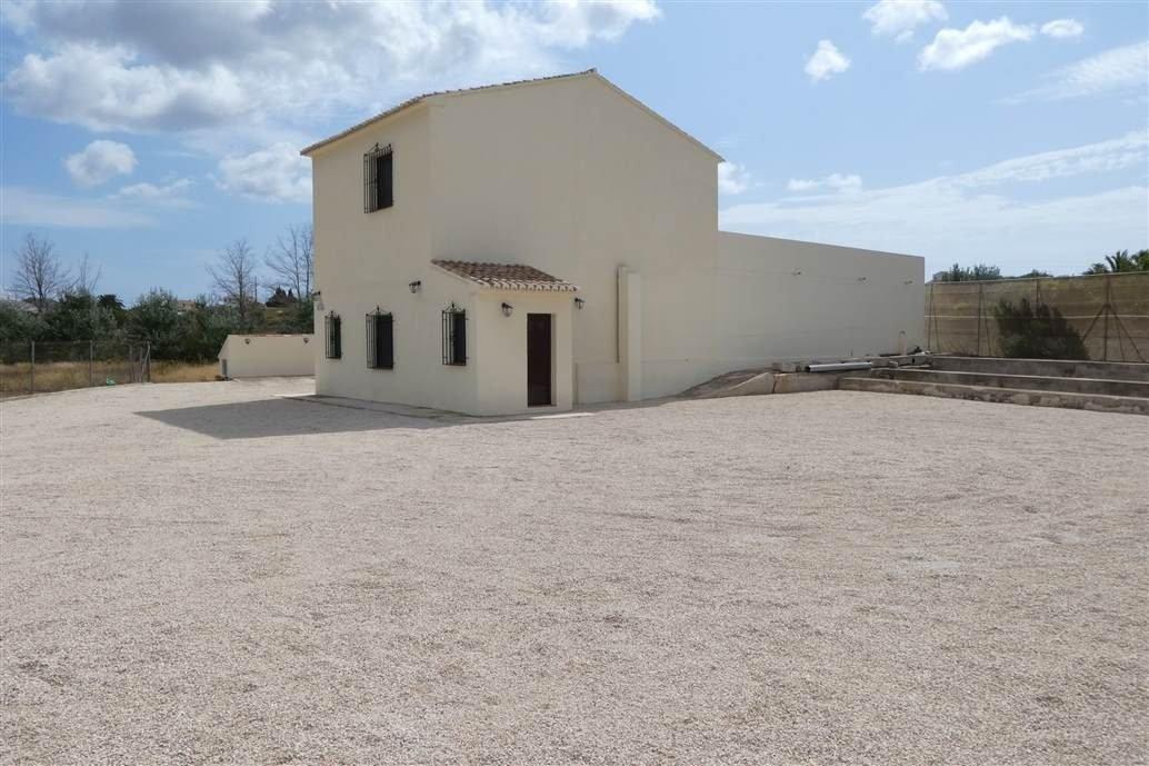 Casa De Campo · Teulada · Partida Font Santa 567.000€€