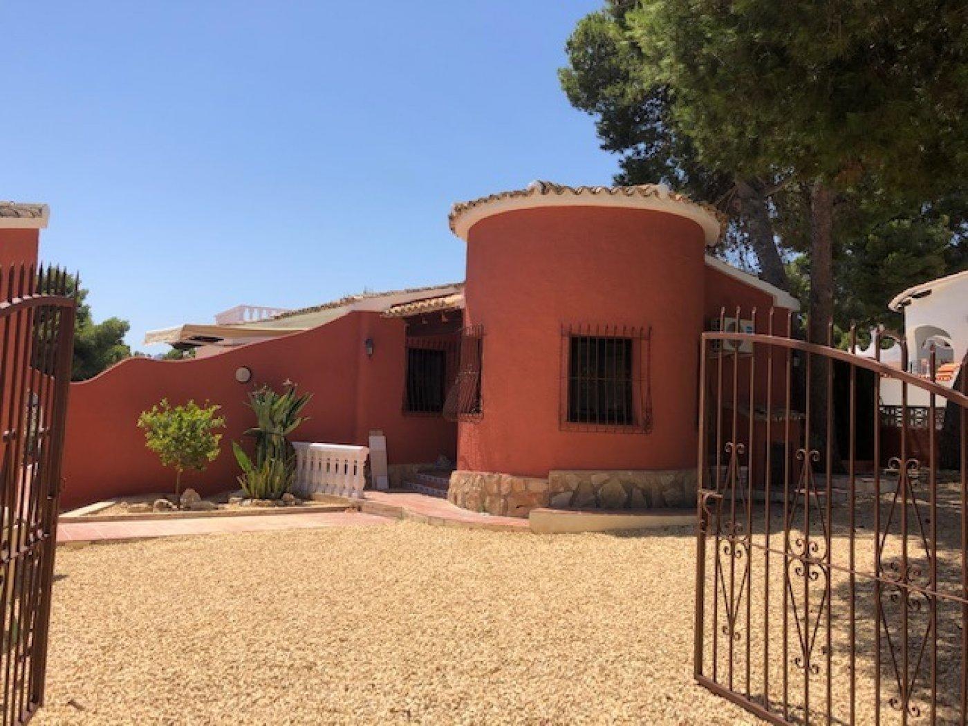 villa en moraira · moravit 1200€