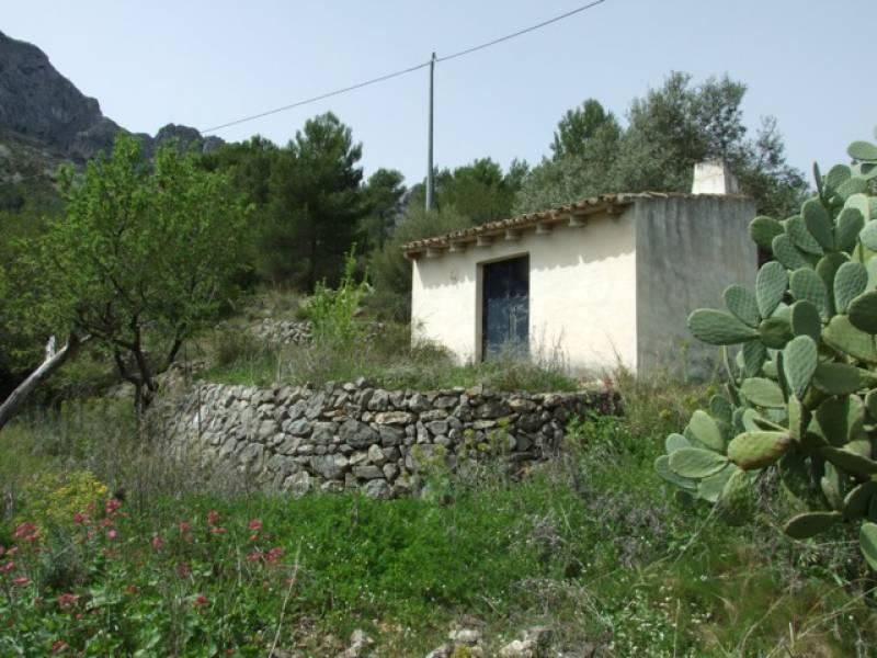 country-house en benissa · benissa-villa 99000€