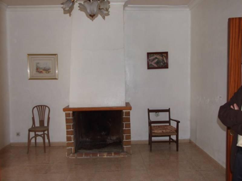 village-house en benissa · centro-pueblo 90000€