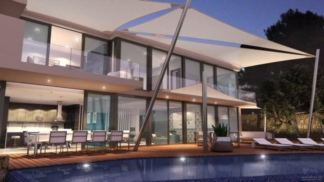villa en benissa · cala-abogat 2850000€