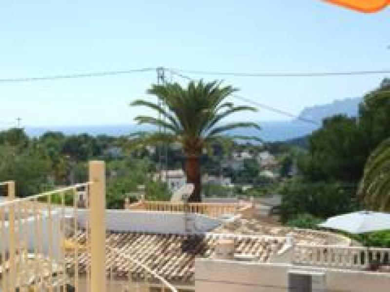 bungalow en moraira · paichi 95000€