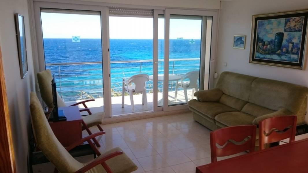 apartment en moraira · cometa 900€