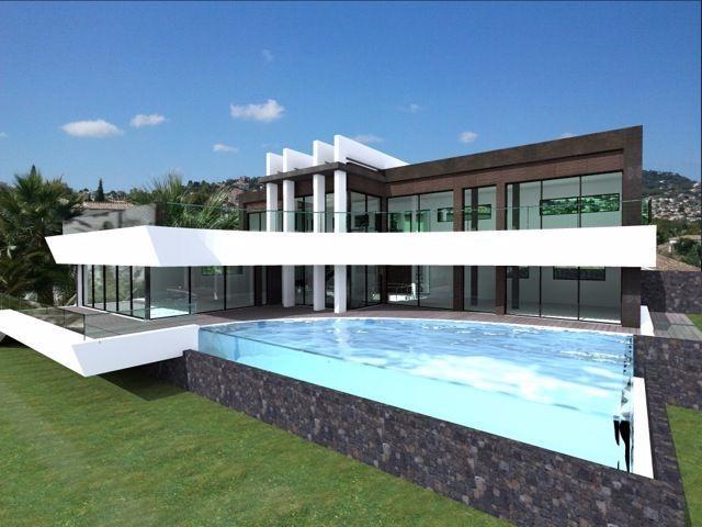 villa en benissa · benissa-costa 2670000€