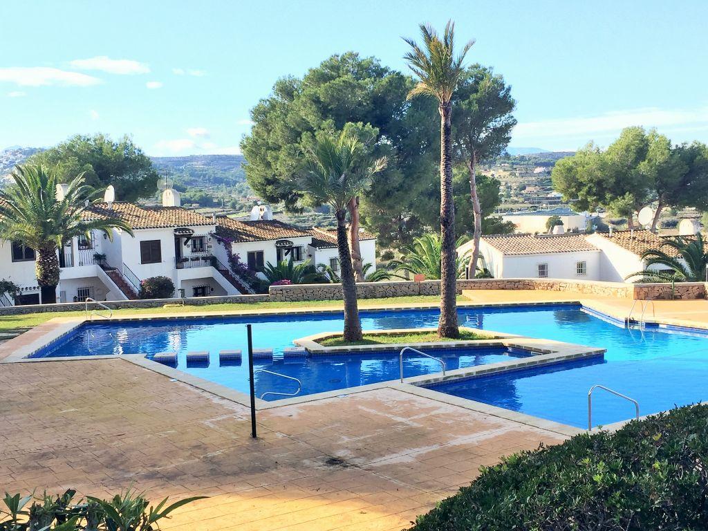 bungalow en moraira · alcasar 129000€