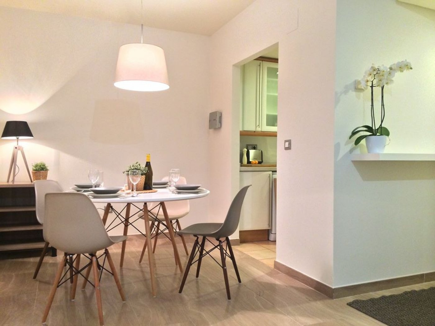 apartment en moraira · centro 850€