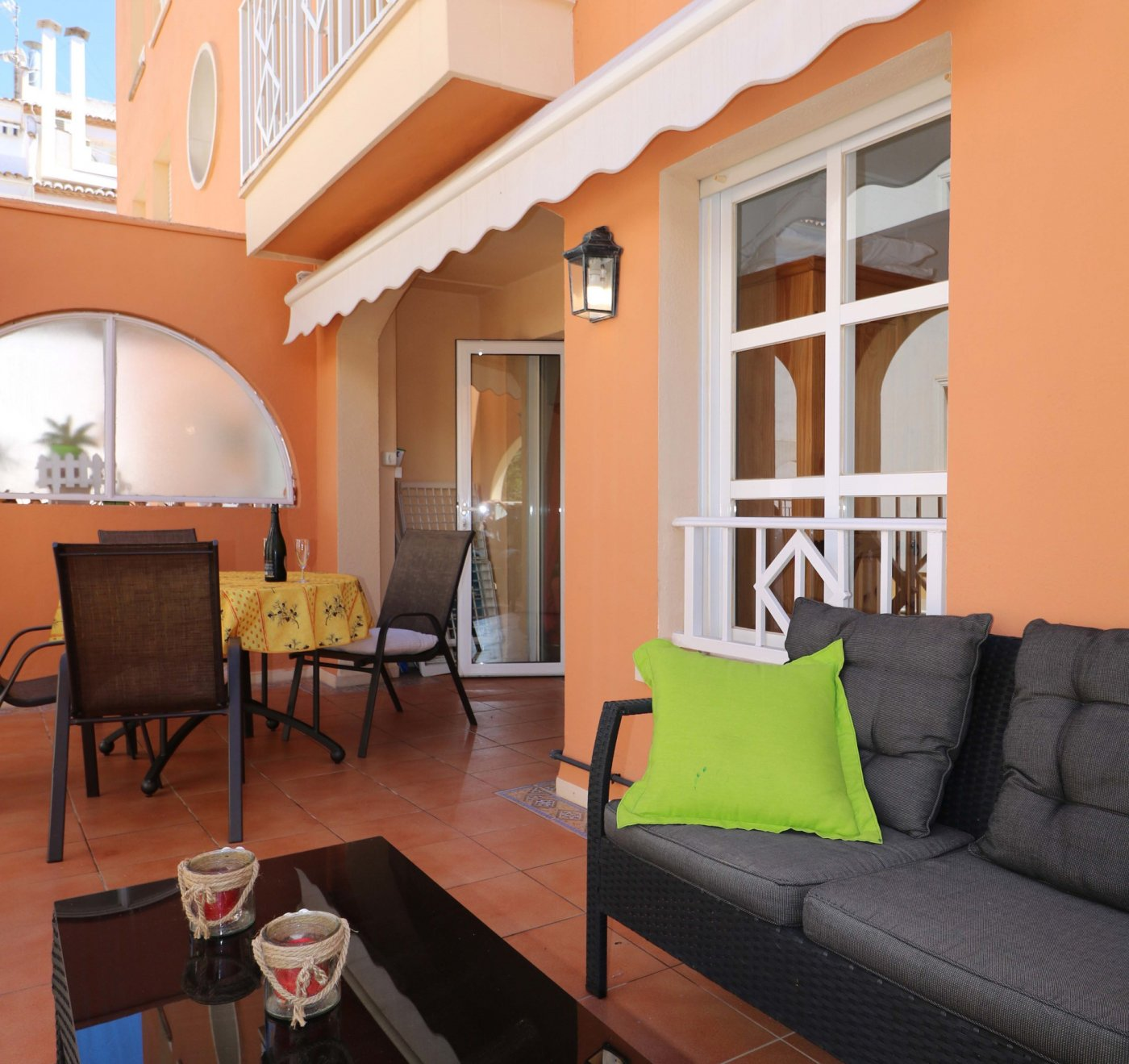 apartment en moraira · centro 700€