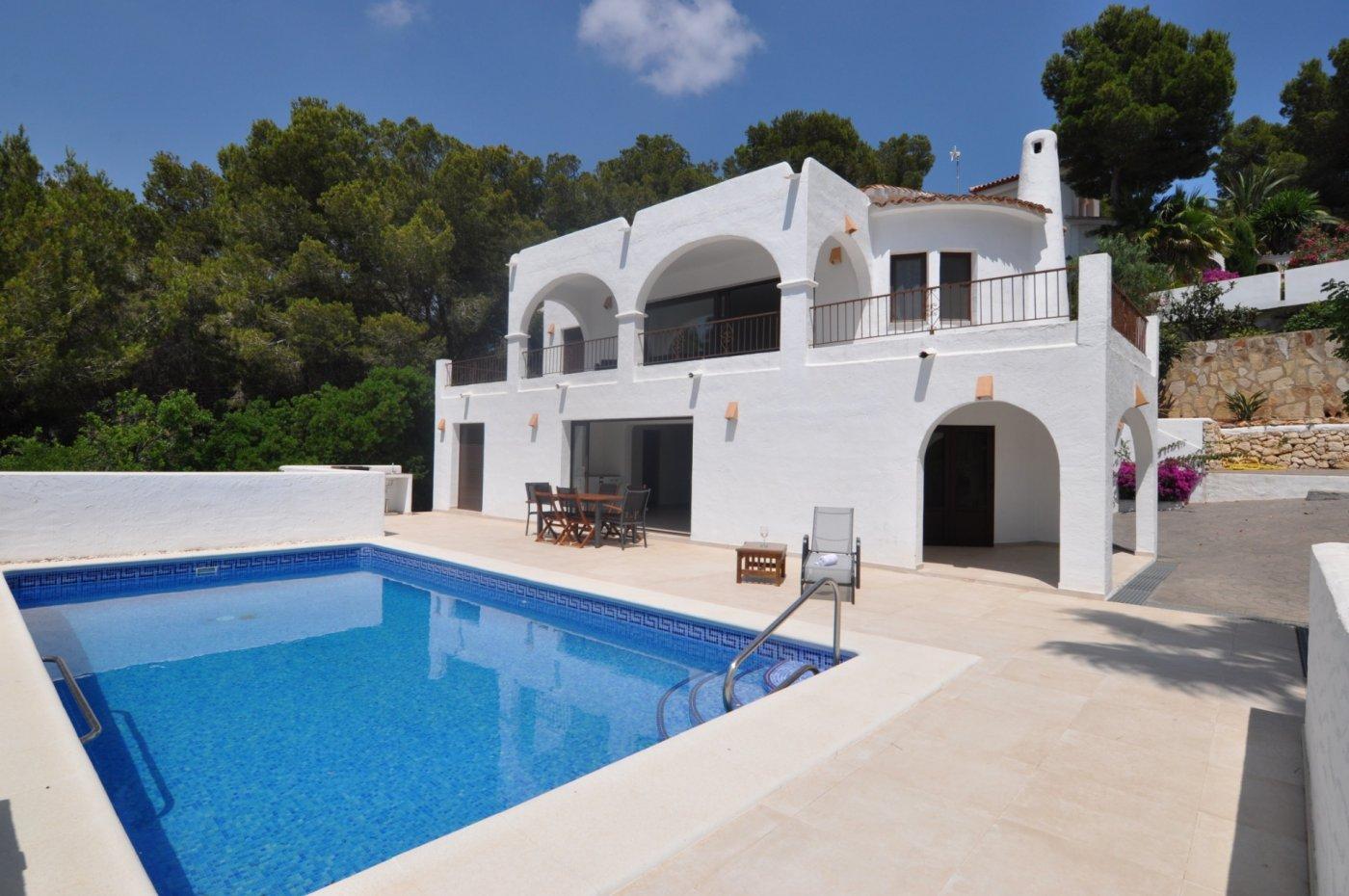 villa en moraira · paichi 1800€