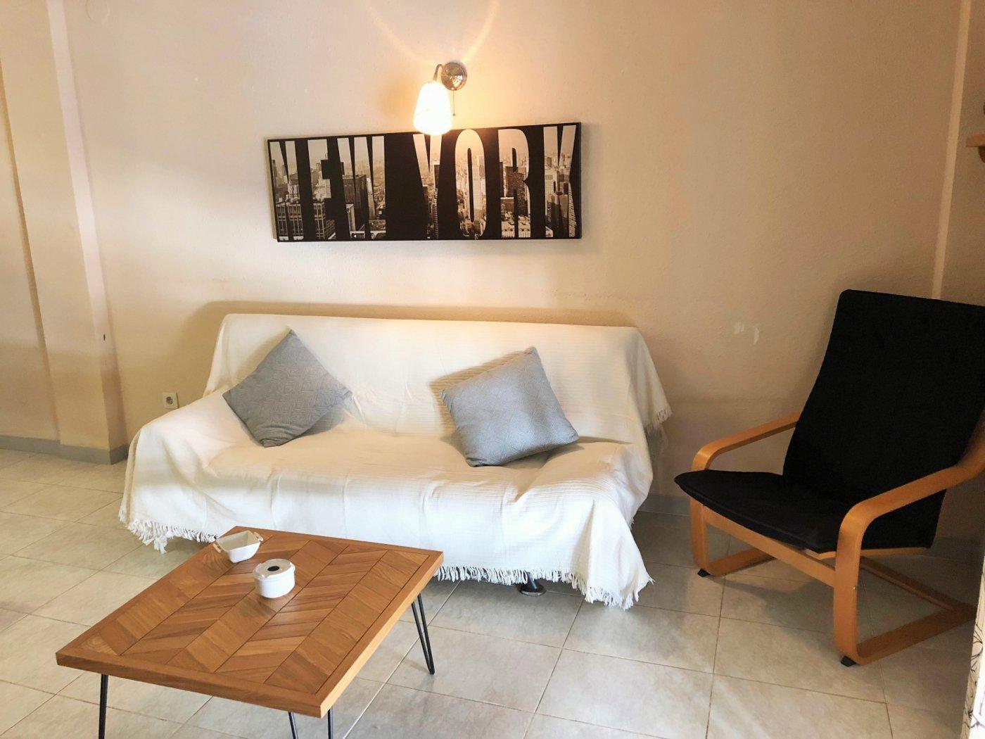 apartment en moraira · centro 650€