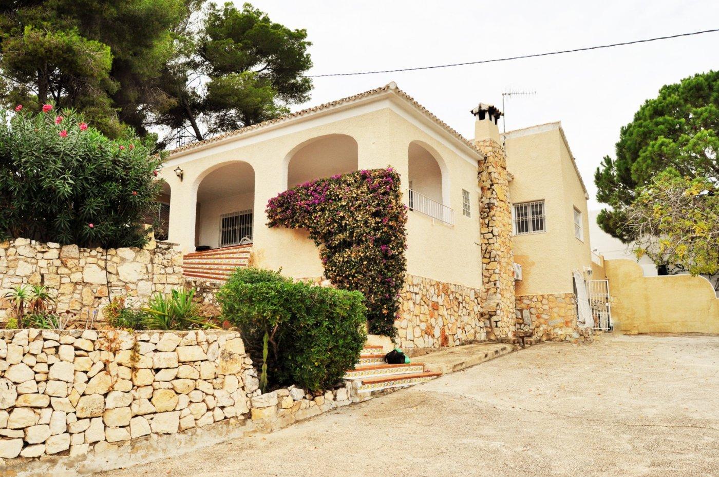 villa en moraira · portet 1500€