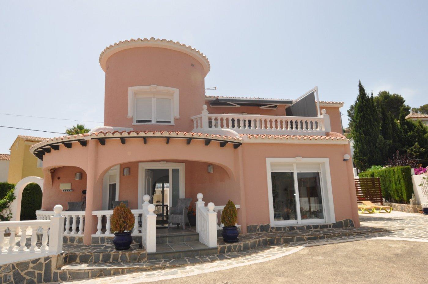villa en calpe · la-cometa-iii 345000€