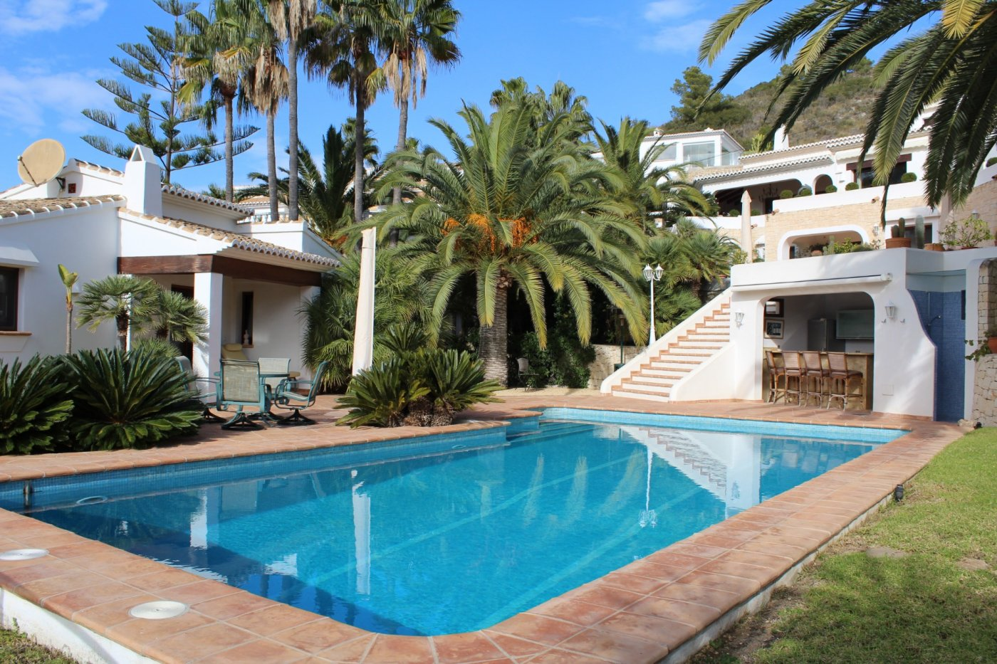 villa en moraira · el-portet 2321000€