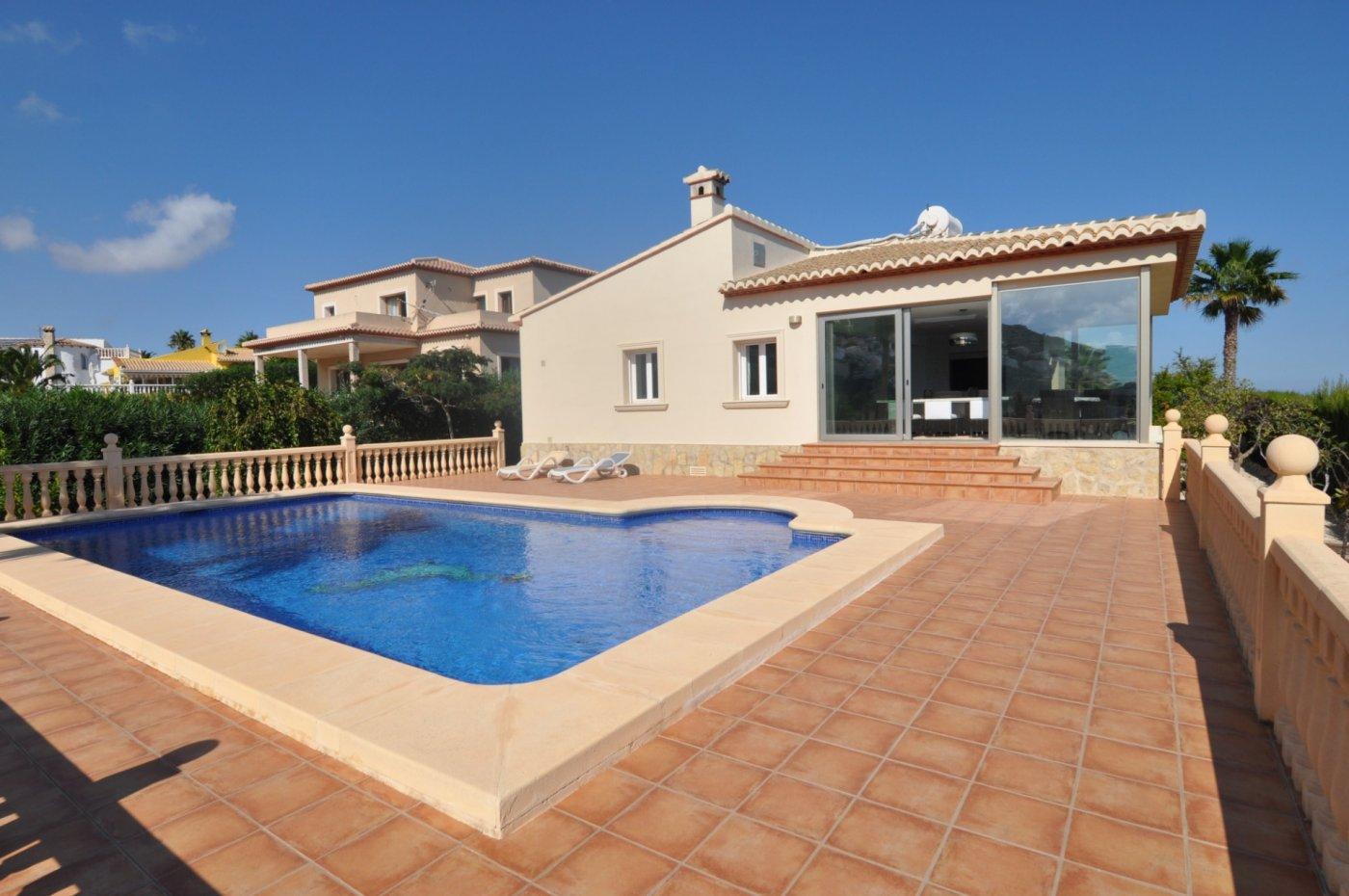 villa en benitachell · cumbres-del-sol 695000€