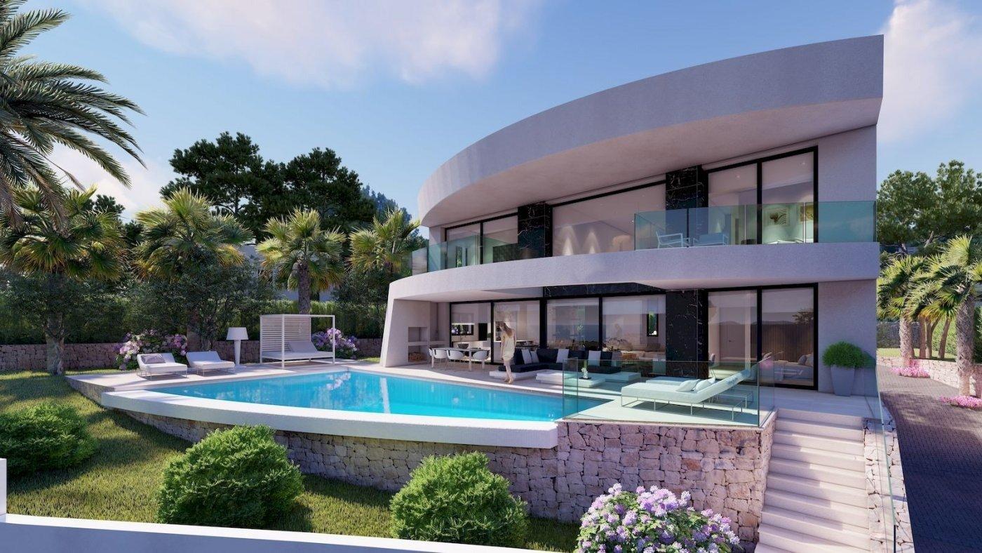 villa en moraira · benimeit 1150000€