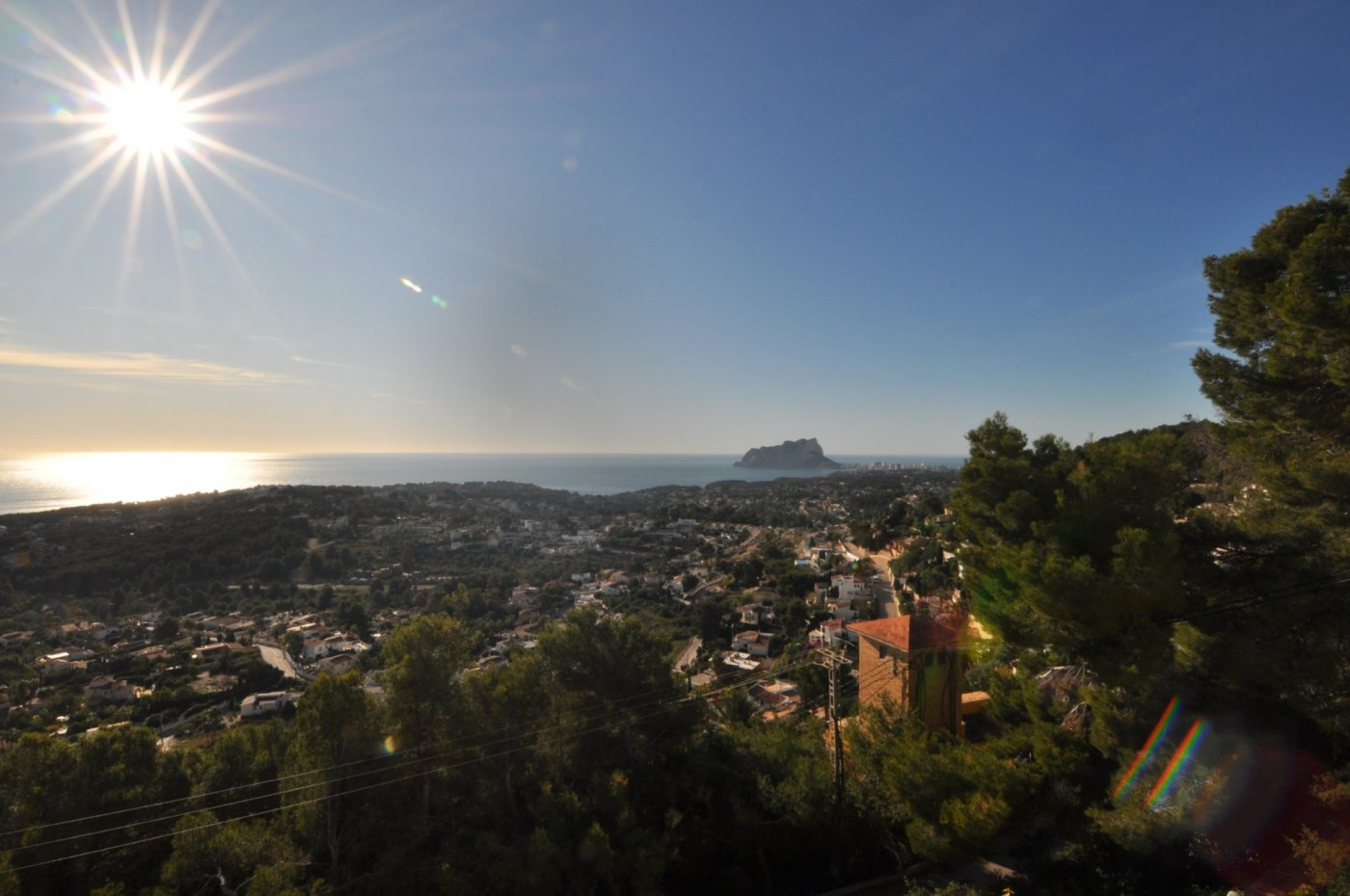 villa en moraira · benimeit 720000€