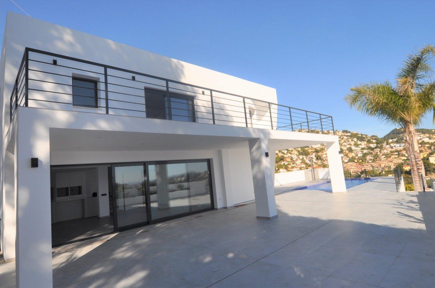 villa en benissa · buenavista 620000€