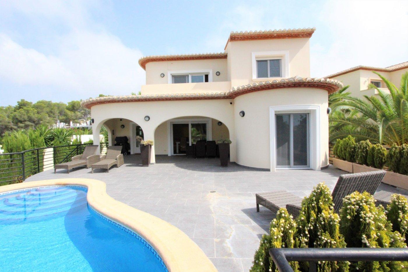 villa en benissa · fanadix 569000€