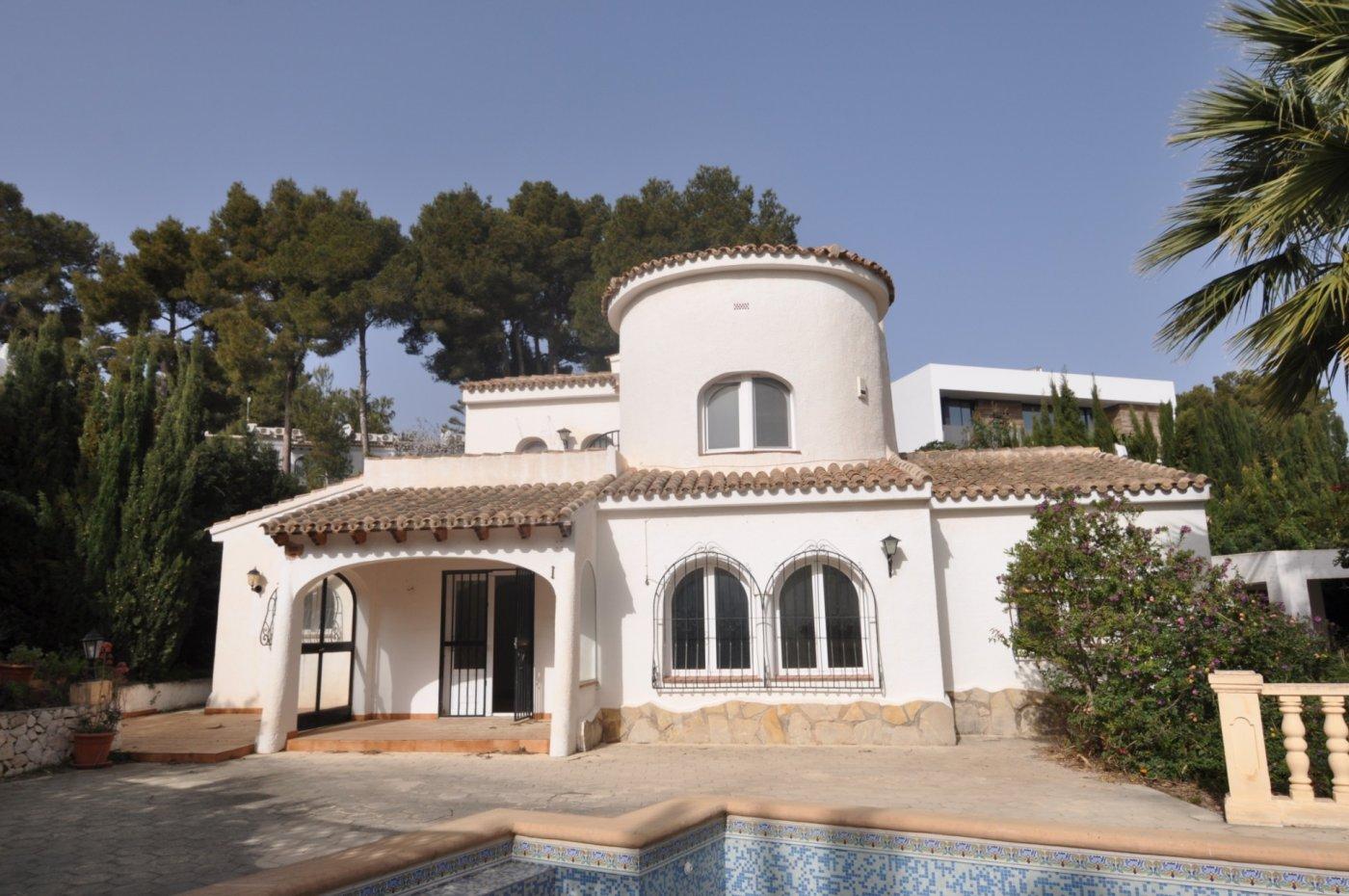 villa en moraira · fanadix 236000€