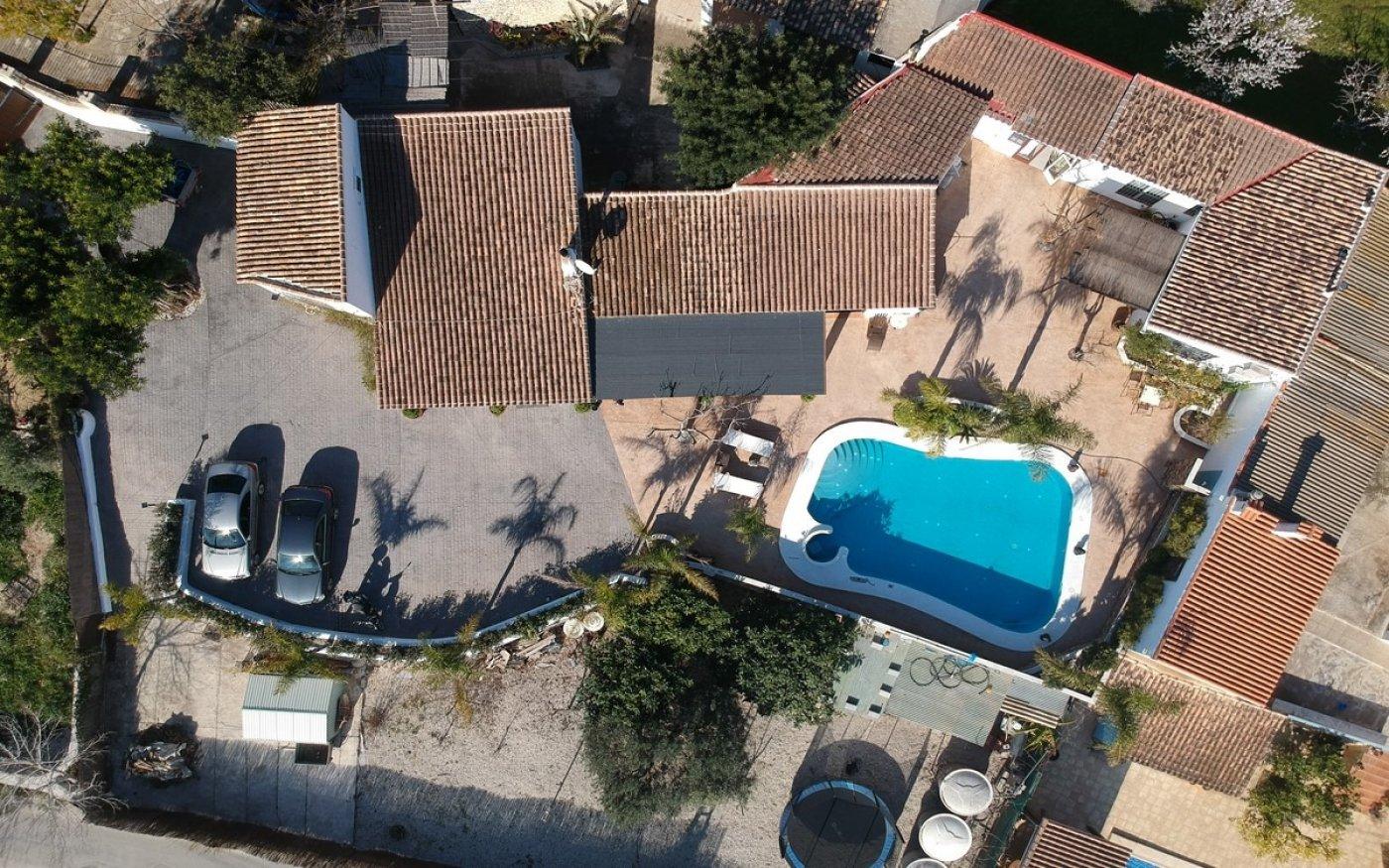 landhuis en benissa · canor 550000€