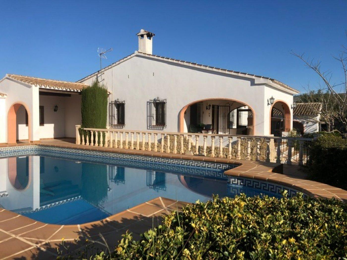 landhuis en benissa · berdica 1200€