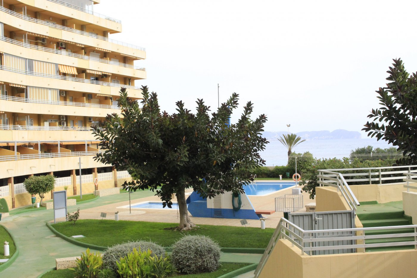 apartment en calpe · playa-de-la-fossa 107000€