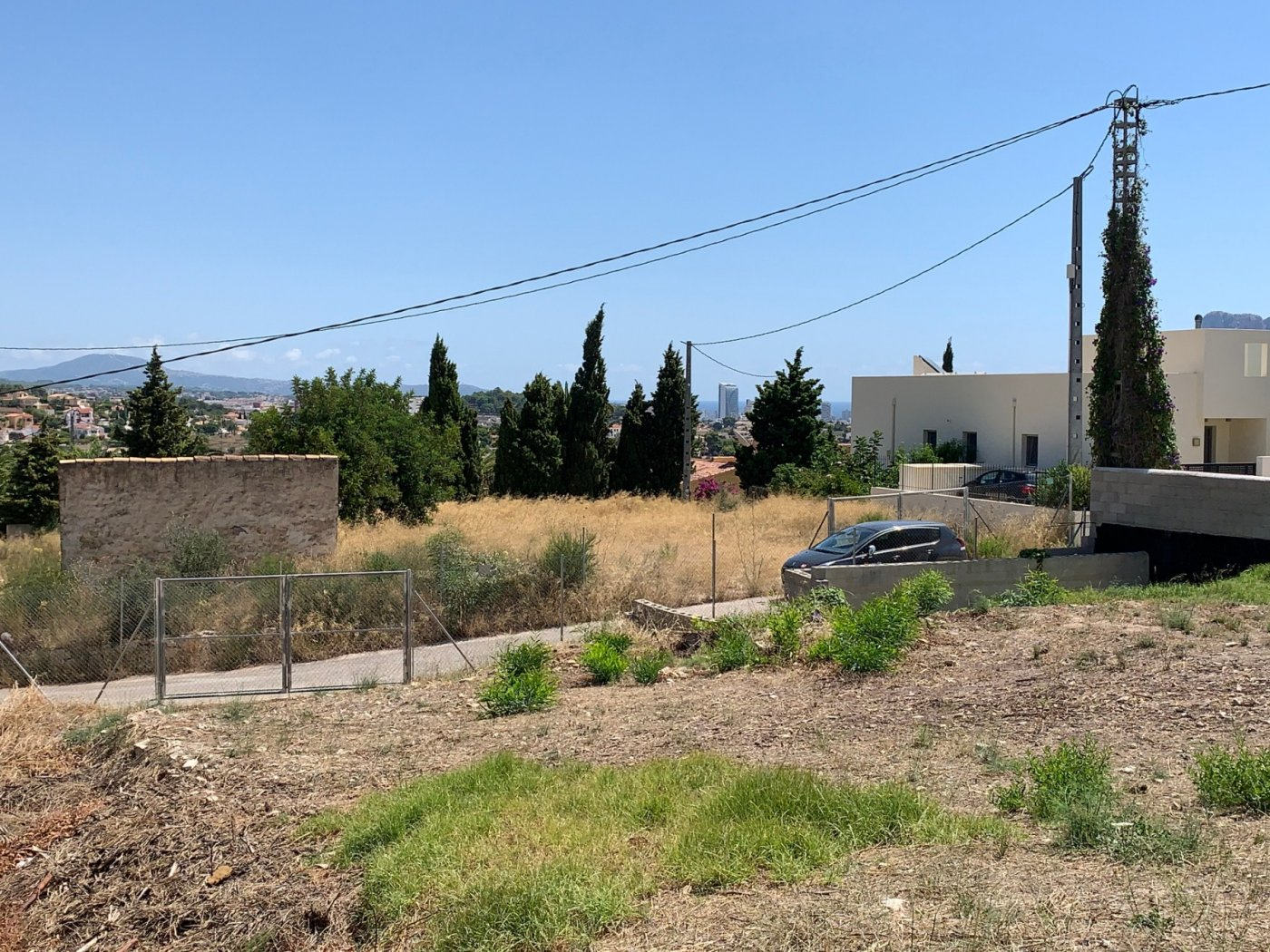 plot en calpe · maryvilla 105000€
