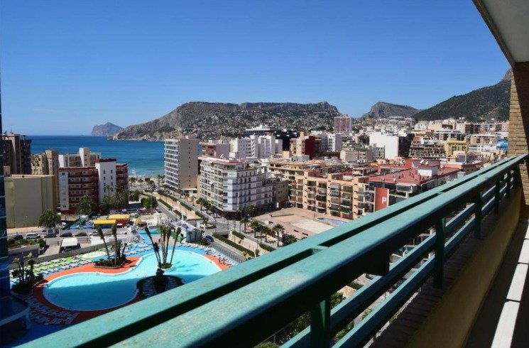 apartment en calpe · playa-arenal-bol 253500€