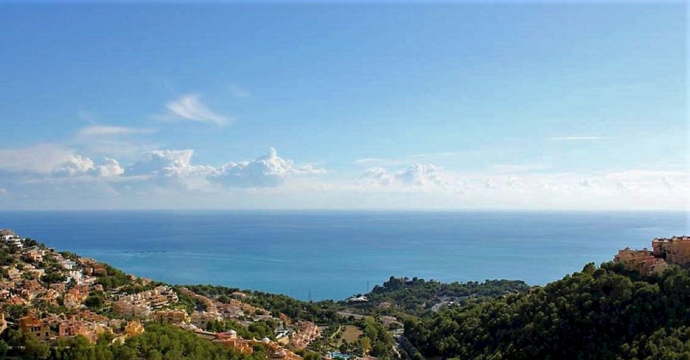 parcela en altea · altea 220000€